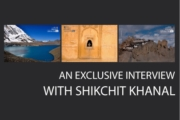 An Exclusive Interview with Shikchit Khanal