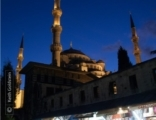 Blue Mosque, by Keith Goldstein