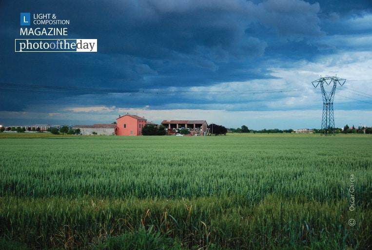 Beautiful Rural Italy, by Oscar Garcia