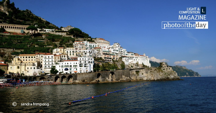 Hidden Gem of Amalfi, by Sandra Frimpong