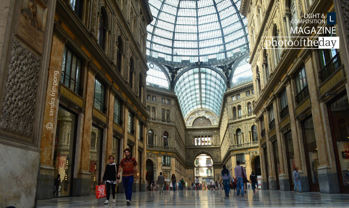 Galleria Umberto, by Sandra Frimpong