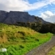 Dirt Road up the Mountain, by Naude Visser