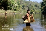 Tribal Fisher Girl, by Shahnaz Parvin