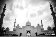 Zayed Mosque, by Zahraa Al Hassani