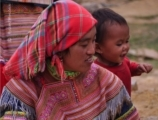 Hmong Mother and the Child, by Ryszard Wierzbicki