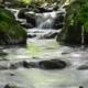 Masukiye Waterfall, by Zahraa Al Hassani