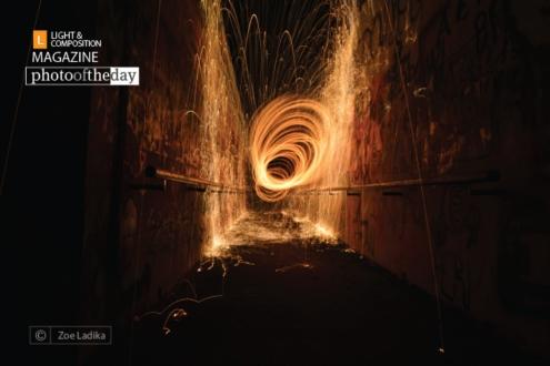 Tunnel Light, by Zoe Ladika