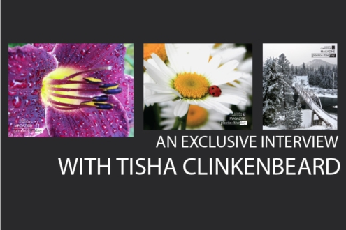 An Exclusive Interview with Tisha Clinkenbeard