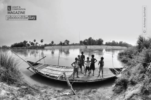 Fisherman Gang, by Achintya Guchhait