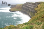 The Cliffs of Moher, by Oscar Garcia
