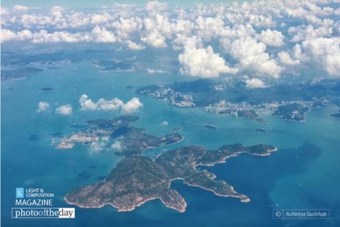 Approaching Hong Kong, by Achintya Guchhait