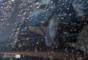 Driving in the Rain, by Tanmoy Saha