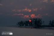 The Sunset at Sundarban, by Tanmoy Saha