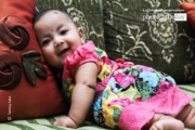 A Cute Smiling Face, by Tanmoy Saha