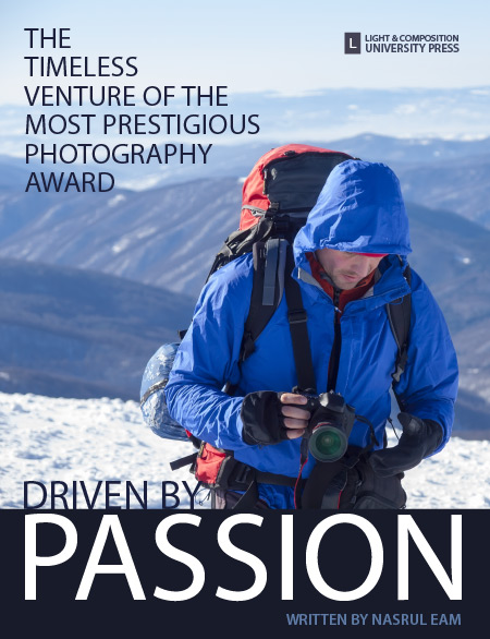 Cover - Driven by Passion