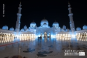 Mosque by Night, by Sanjoy Sengupta