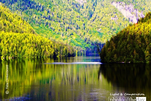 Alaskan Reflection, by Tisha Clinkenbeard