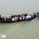A Journey by Boat, by Shariful Alam
