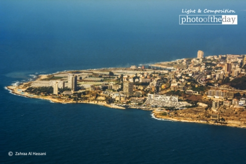 Beautiful Jounieh, by Zahraa Al Hassani