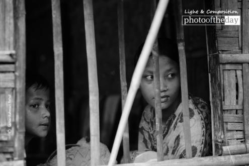 Their First Window, by Saniar Rahman Rahul