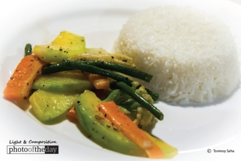 A Dish from the Hill Tracts, by Tanmoy Saha