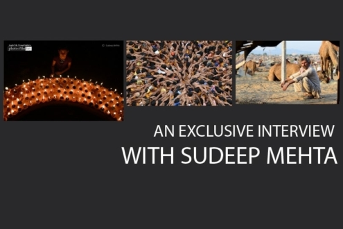 An Exclusive Interview with Sudeep Mehta