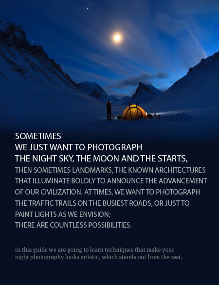 A Photographer's Guide to Night Photography