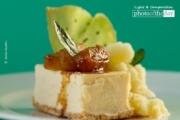 A Work of Cheesecake, by Bashar Alaeddin