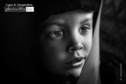 In the Eyes of an Angel, by Zahraa Al Hassani