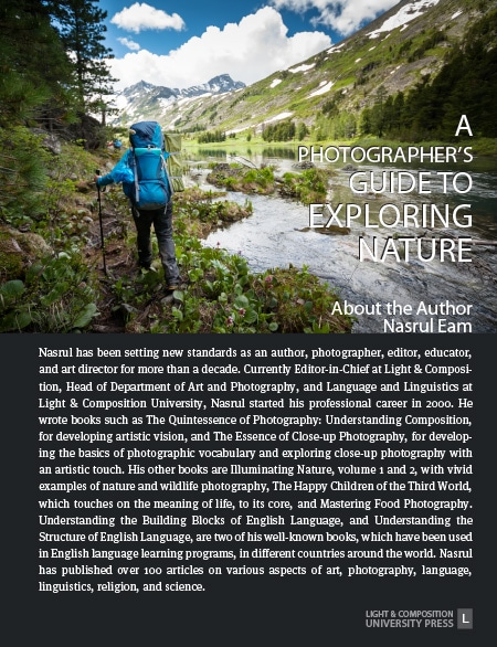 A Photographer's Guide to Exploring Nature Cover