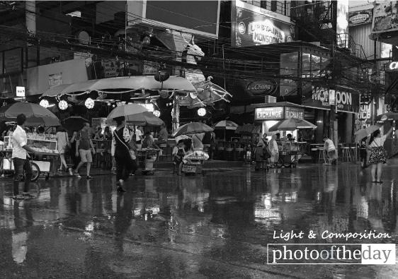 Downtown Bangla Road, by Blair Horgan