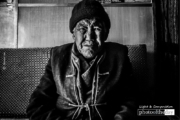 Old Woman of Tibet, by Shirren Lim
