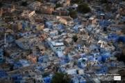 The Blue City, by Kristian Bertel