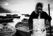 The Boatman from Pokhara, by Shirren Lim