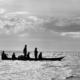 Fishermen under the Sun, by Ryszard Wierzbicki