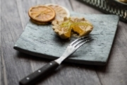 Tarteletter with Limecurd, by Ola Cedell