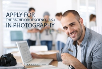 Apply for the Bachelor of Science (B.S.) in Photography