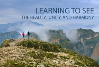PHO 191: Learning to See the Beauty, Unity, and Harmony