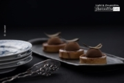 Caramel-chocolate Pastry, by Ola Cedell