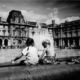 A Day at the Louvre, by Shirren Lim