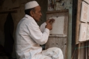 Craftsman in Marrakesh, by Ola Cedell