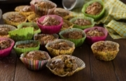 Sweet Potato Muffins, by Ola Cedell