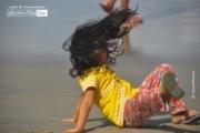 Somersault on the Beach, by Ryszard Wierzbicki