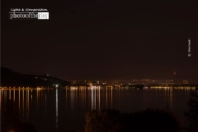 Annecy at Night, by Ola Cedell