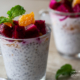 Coconut Milk with Chia Seed by Diep Tran
