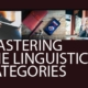 Mastering the Linguistic Categories