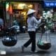 A Hanoi Street Seller, by Ryszard Wierzbicki
