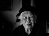 An Old Woman by Shirren Lim
