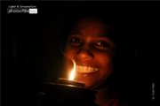 Light Means Happiness, by Anjan Patra
