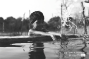 Playing with Water, by Lavi Dhurve